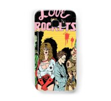 Love and Rockets hero's and villians Samsung Galaxy Case/Skin