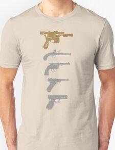 A long time ago... Unisex T-Shirt