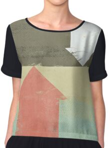 Arrows Chiffon Top