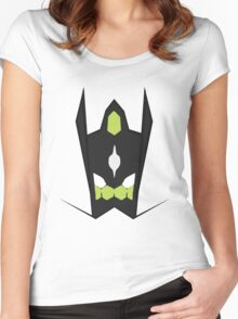 Minimal Perfect Zygarde Women's Fitted Scoop T-Shirt