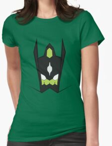 Minimal Perfect Zygarde Womens Fitted T-Shirt