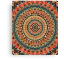 Mandala 089 Canvas Print