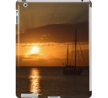As One Day Ends iPad Case/Skin