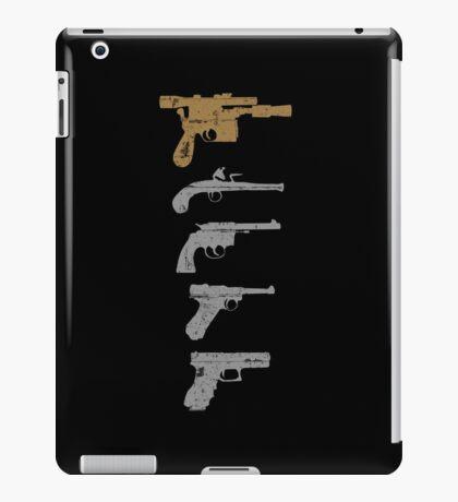 A long time ago... iPad Case/Skin
