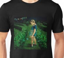 Green Labyrinth # 3 Unisex T-Shirt