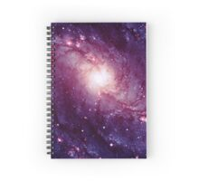 Spiral Galaxy  Spiral Notebook