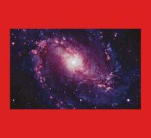 Spiral Galaxy  One Piece - Long Sleeve