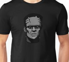 Boris Karloff inspired Frankenstein's Monster Unisex T-Shirt