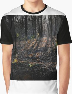 Shadowy forest Graphic T-Shirt