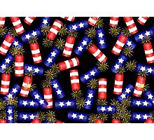 Firecracker Celebration  Photographic Print