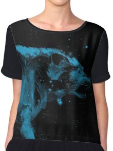 the watcher Women's Chiffon Top