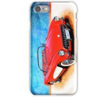 1956 Corvette Roadster iPhone Case/Skin