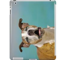 Sing like no-one is listening! iPad Case/Skin