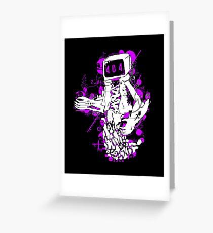 Pyrocynical Fan Art Greeting Card