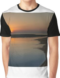 Sunrise over Fuengirola, Andalusia, Spain Graphic T-Shirt
