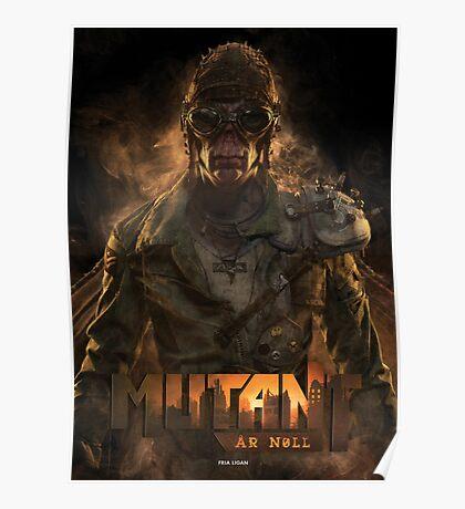 Mutant: År Noll (poster 08) Poster
