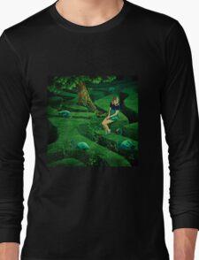 Labyrinth # 5 Long Sleeve T-Shirt