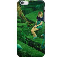 Labyrinth # 5 iPhone Case/Skin