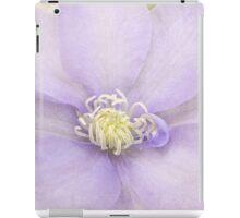 Clematis Pillow iPad Case/Skin