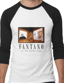 Anthony Fantano theneedledrop Art Gallery Men's Baseball ¾ T-Shirt