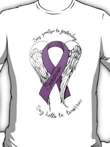 Domestic abuse survivor shirt T-Shirt