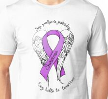 Domestic abuse survivor shirt Unisex T-Shirt