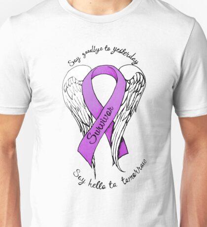 Domestic abuse survivor shirt Unisex T-Shirt