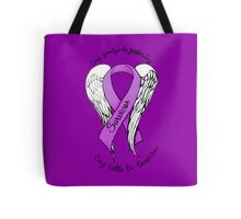 Domestic abuse survivor shirt Tote Bag