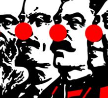 Communist clown Sticker