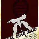 MGS Poster by NerdUnemployed