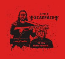 Little Scarface by AndreusD