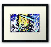 Ampharos | Thunder Framed Print