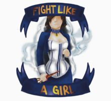 Fight Like A Girl Series- Elizabeth by onthemeander
