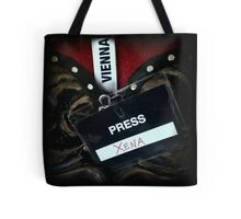 Xena Style Tote Bag