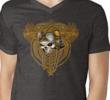 Aviator Mens V-Neck T-Shirt