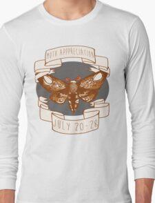 Moth Appreciation Week Long Sleeve T-Shirt