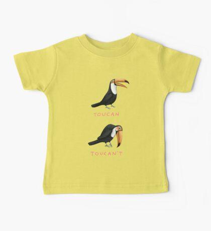 Toucan Toucan't Baby Tee