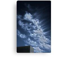 El Camino College Sky Canvas Print