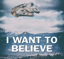 I Want To Believe: Episode VII by Thomas Gehrke