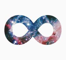 Thor's Head Nebula [Blue Red] | Infinity Symbol | Fresh Universe by SirDouglasFresh