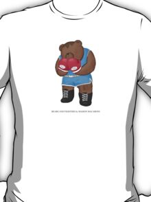 BEARS and FIGHTERS - Balrog T-Shirt