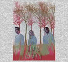 Team Human by mandymallette