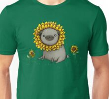 Pugflower Unisex T-Shirt