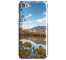 Glenorchy Lagoon iPhone Case/Skin