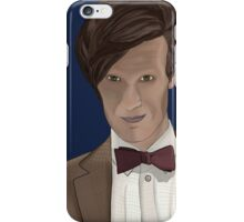 Doctor Who? 11th Doctor iPhone Case/Skin
