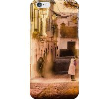 A womans work is never done iPhone Case/Skin