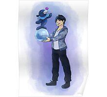 Zack and Popplio Poster