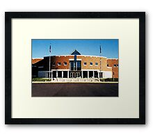 Germanna Community College Portrait Framed Print