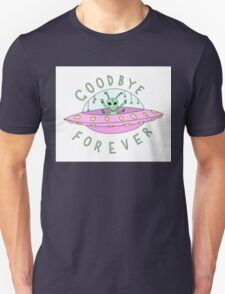 Goodbye Forever Unisex T-Shirt