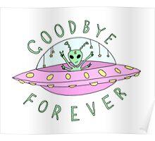 Goodbye Forever Poster